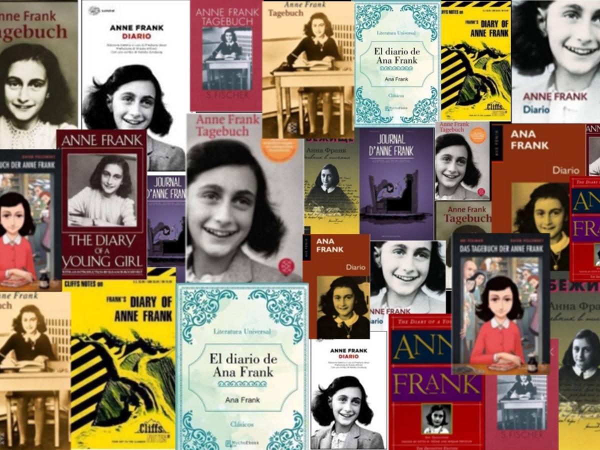 Tagebuch Der Anne Frank Spendenaktion Und Offener Bücherschrank