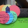 Gestaltet von Geflüchteten und Helfer*innen vom Project Shelter
